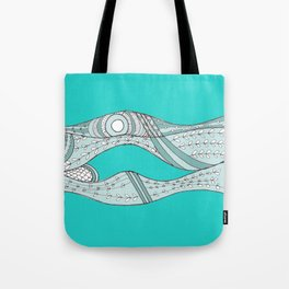 Sea Weeds Tote Bag