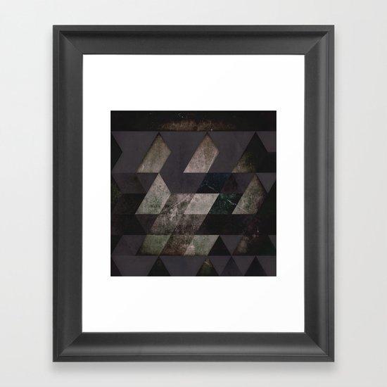 byltx Framed Art Print