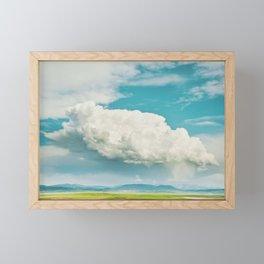 Happy Accidents Framed Mini Art Print