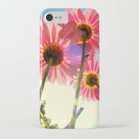 mandie manzano iPhone & iPod Cases featuring dancing in the sun by RichCaspian