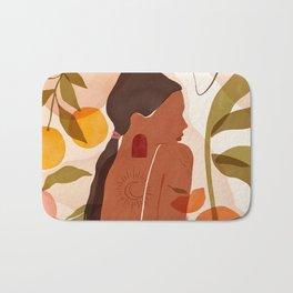 Island Girl Bath Mat