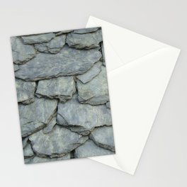 Roof stones Stationery Cards