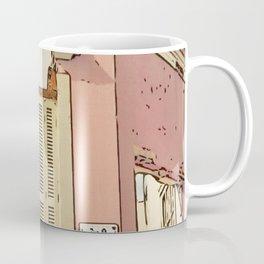 Downfall - Demolition building Coffee Mug