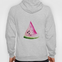 Watercolour Watermelon Hoody