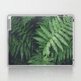 Fern Bush Nature Photography | Botanical | Plants Laptop & iPad Skin
