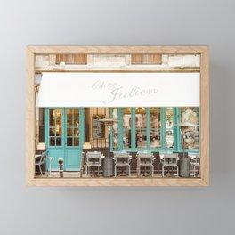 Chez Julien Framed Mini Art Print