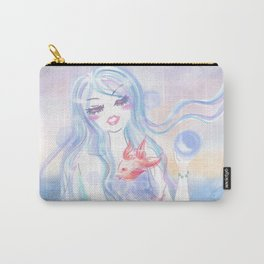 Mermaid at dusk Carry-All Pouch