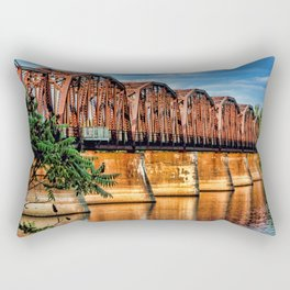 Brawny Crossing Rectangular Pillow
