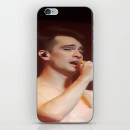 Brendon Urie Panic iPhone Skin