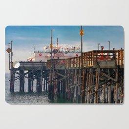Balboa Pier 2 Cutting Board