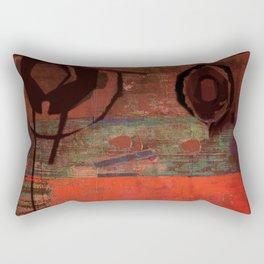 Monkey Chinese Horoscope Rectangular Pillow