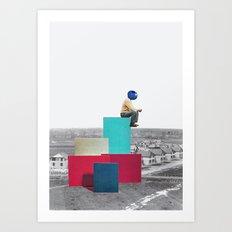 Le pot  Art Print