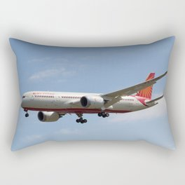 Air India Boeing 787 Rectangular Pillow