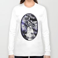 mother Long Sleeve T-shirts featuring Mother by Christa Bethune Smith
