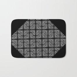 tiled tiled tiled  Bath Mat
