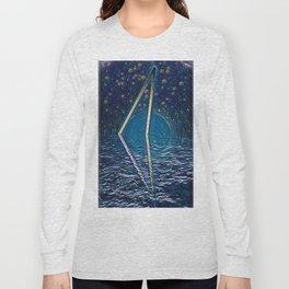 Mystic Triangle Long Sleeve T-shirt
