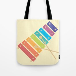 #70 Xylophone Tote Bag