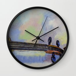 Stradivarius Wall Clock