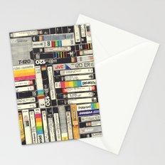 VHS Stationery Cards