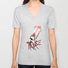 Derpy Market Squid Unisex V-Neck