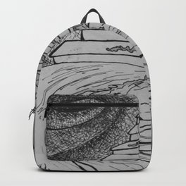 Molten Hour Backpack