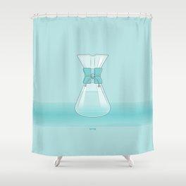 Coffee Maker Series - Chemex Shower Curtain