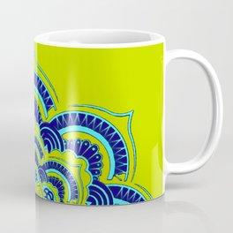 Namaste in Olive Coffee Mug