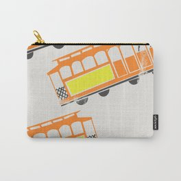 San Francisco Streetcars Carry-All Pouch