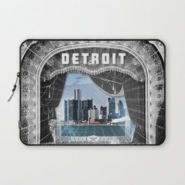 The Big Show - Detroit, Michigan Laptop Sleeve