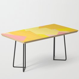 Peachy to the Max Coffee Table
