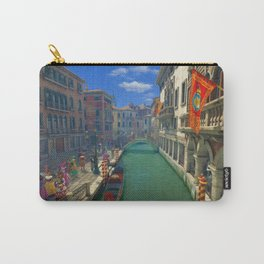 Venice Canal Ultra HD Carry-All Pouch