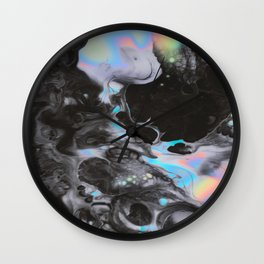 SEPARATE AND EVER DEADLY Wall Clock