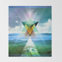∆ day Throw Blanket