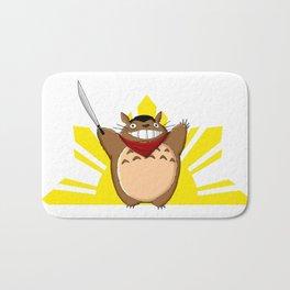 Totoro Bonifacio Bath Mat