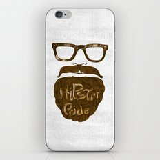 Hipster Pride iPhone & iPod Skin