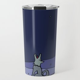Three Dog Night Travel Mug