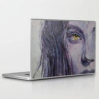siren Laptop & iPad Skins featuring Siren by Michael Creese