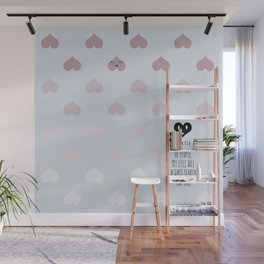 SEA OF HEARTS Wall Mural