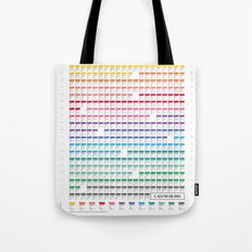 Calendar 2014 Tote Bag