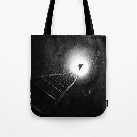 Light Redemption Tote Bag