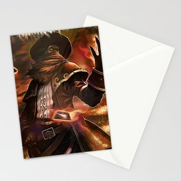 League of Legends HIGH NOON TWISTED FATE Stationery Cards