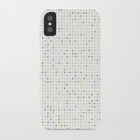 polka dot iPhone & iPod Cases featuring Polka Dot by Alisa Galitsyna