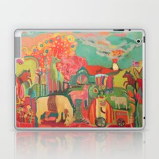Iceland in my Heart Laptop & iPad Skin