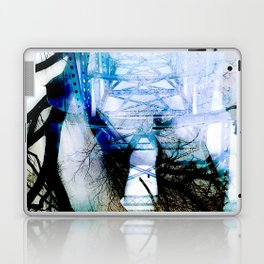 Winter Bridge Laptop & iPad Skin