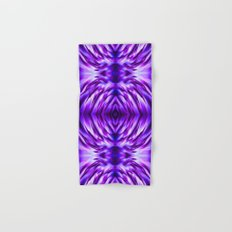 Cyber Monday | Purple Blue Night Hand & Bath Towel