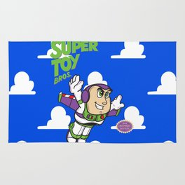 Super Toy Bros. Rug
