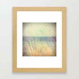 From the Sea Shore Framed Art Print