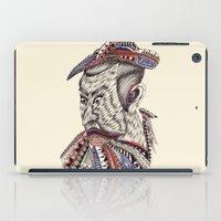 samurai iPad Cases featuring Samurai  by Geek World