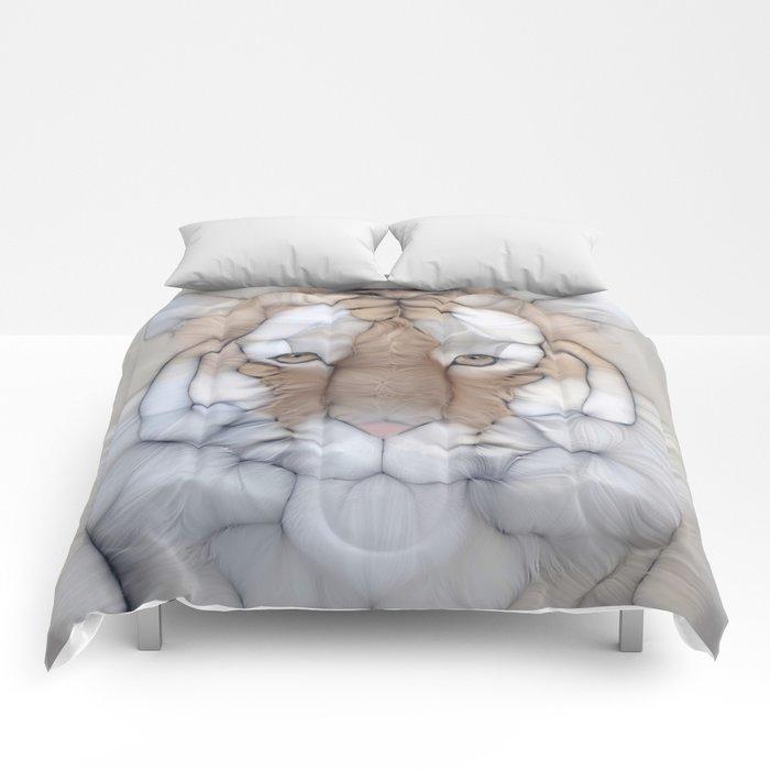 tiger wild Comforters