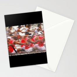 Kerala Snake Boat in action - 157 Stationery Cards